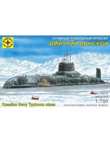 Моделист 170076 Атомный...