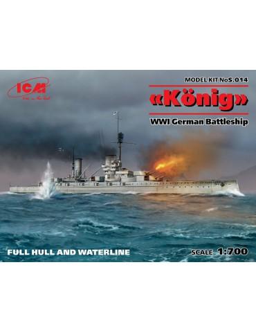 ICM S.014 Немецкий линейный...