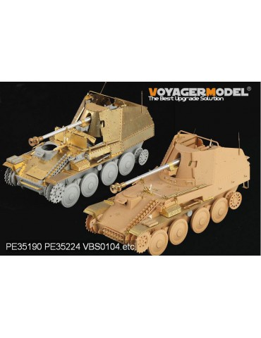 Voyager Model VBS0103 WWII...