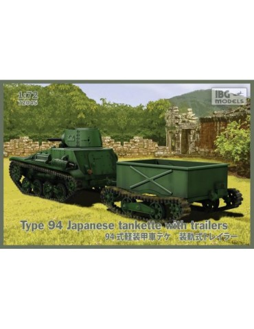 IBG Models 72045 Japanese...