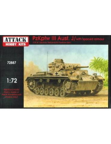 Attack Hobby Kits 72887 Pz....
