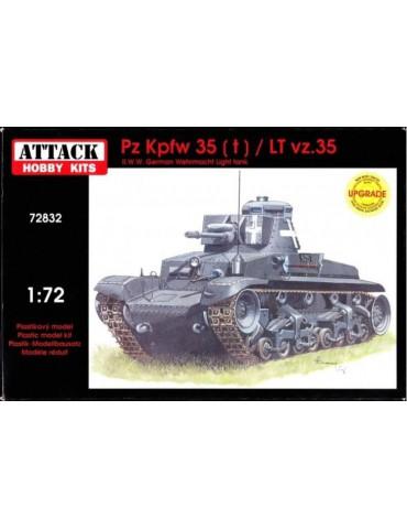 Attack Hobby Kits 72832 Pz...