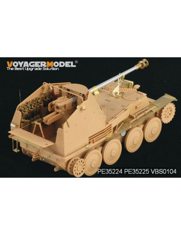 Voyager Model PE35224 WWII...