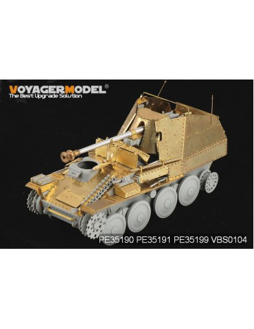 Voyager Model PE35191 WWII...