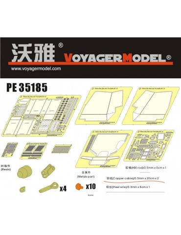 Voyager Model PE35185 WWII...