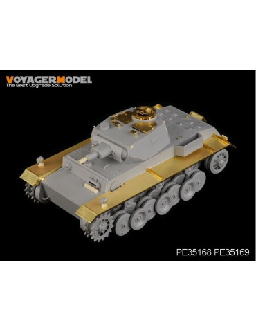 Voyager Model PE35168 WWII...