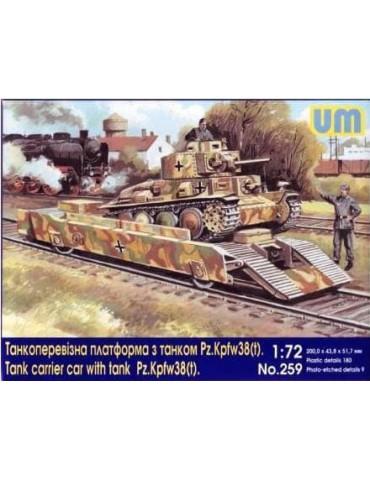 UM 259 Tank Carrier Car...