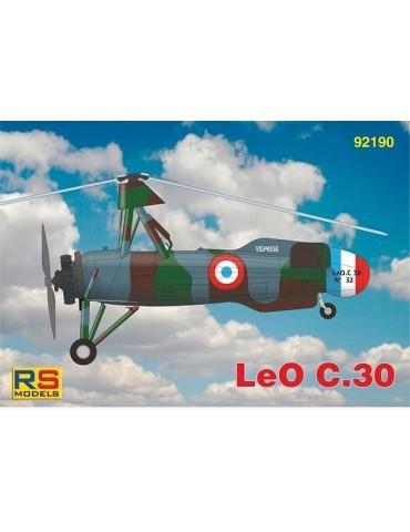 RS Models 92190 LeO C.30 1/72