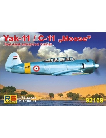 RS Models 92169 Yak-11 /...