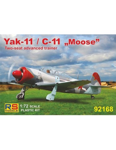RS Models 92168 Yak-11 /...
