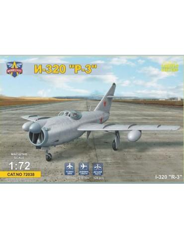 "Modelsvit 72038 И-320 ""Р-3""..."