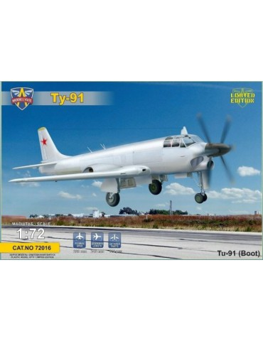 Modelsvit 72016 Туполев...