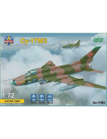 Modelsvit 72047 Су-17М3 1/72