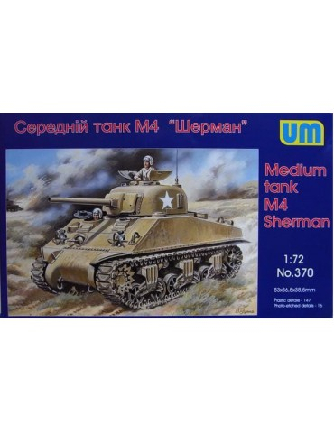 UM Models 370 Medium tank...