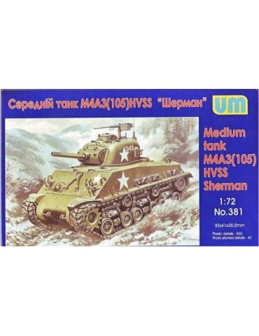 UM Models 381 M4A3(105)HVSS...
