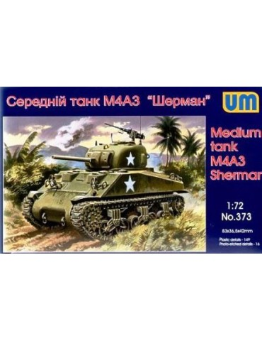 UM Models 373 Medium tank...