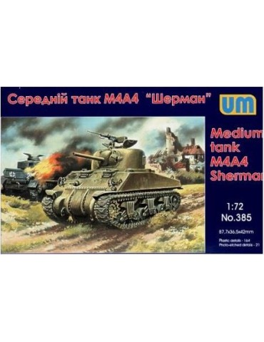 UM Models 385 Medium tank...