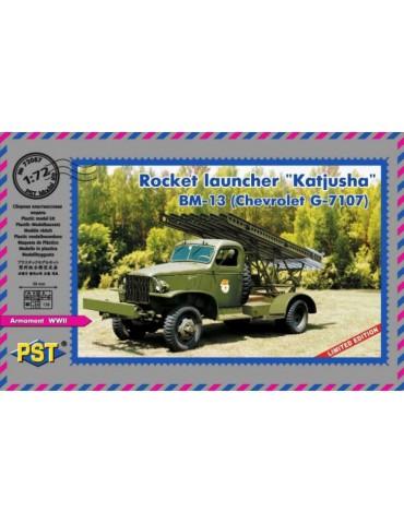 PST 72087 БМ-13 Катюша на...