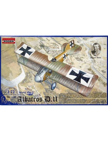 Roden 006 Самолет WW I...