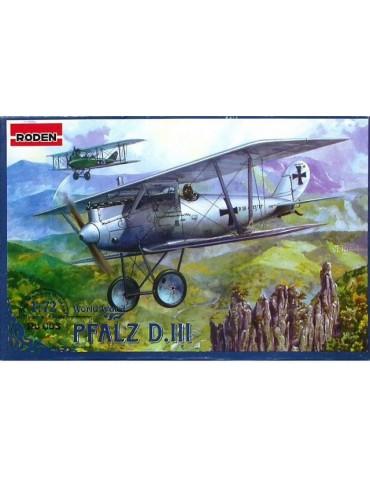 Roden 003 Самолет Pfalz...
