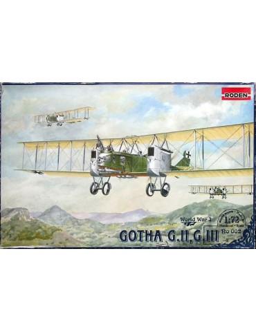 Roden 002 Самолет Gotha...