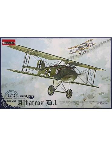 Roden 001 Самолет Albatros...