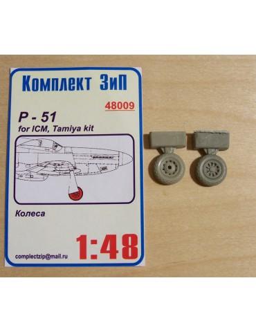 Комплект ЗИП 48009 Колеса...