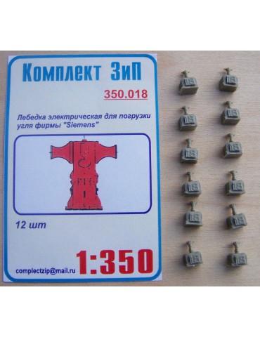 Комплект ЗИП 350.018...