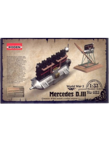 Roden 623 Двигатель...