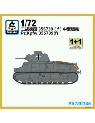 S-Model PS720136 Pz.Kpfw....