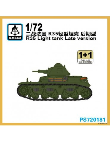 S-Model PS720181 R35 Light...