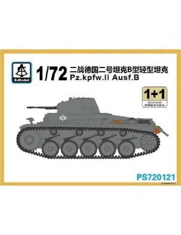 S-Model PS720121 Pz.Kpfw....