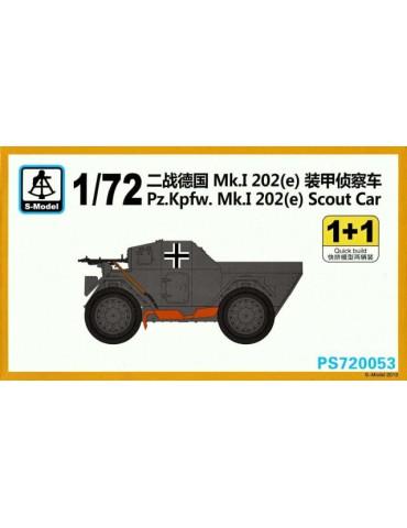 S-Model PS720053 Pz.Kpfw....