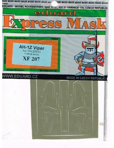 Eduard XF207 Paint mask...