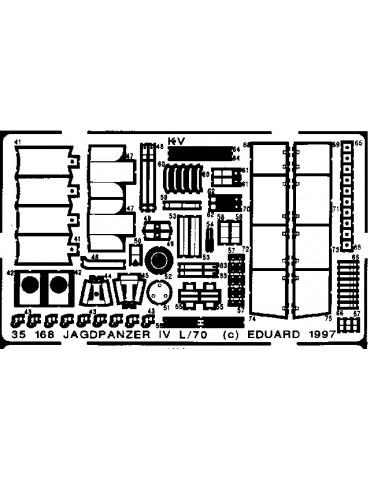 Eduard 35168 Jagdpanzer IV...
