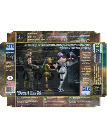 Master Box МВ24031 «На...