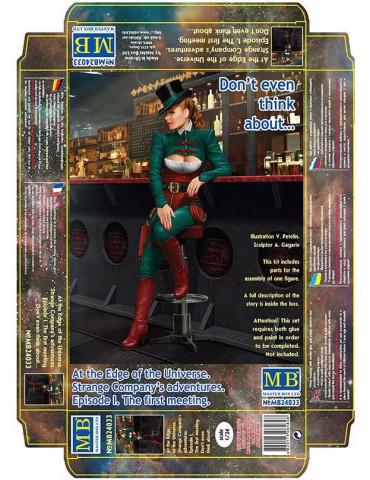Master Box МВ24033 «На...