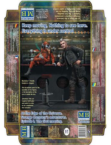 Master Box МВ24034 «На...