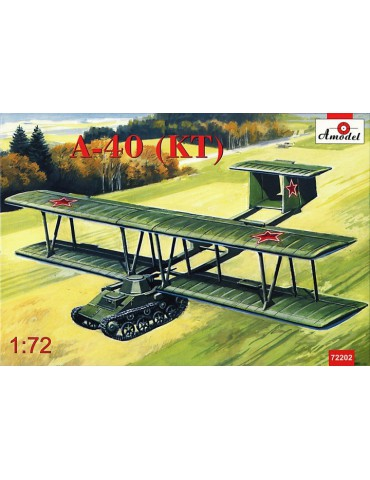 Amodel 72202 Летающий танк...
