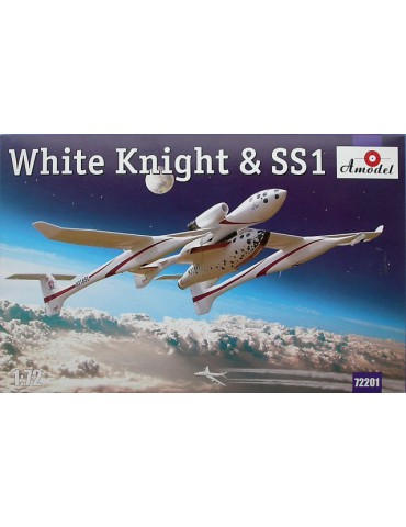 Amodel 72201 White Knight +...