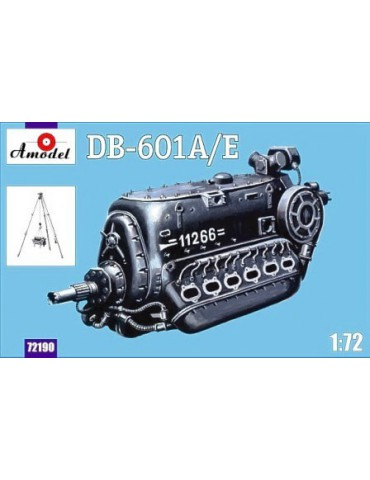 Amodel 72190 Двигатель DB...