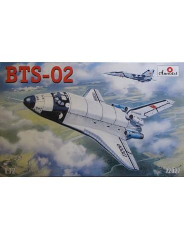 Amodel 72027 БТС-02 1/72