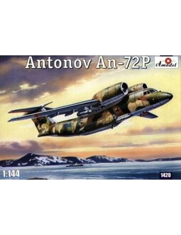 Amodel 1420 Ан-72П 1/144