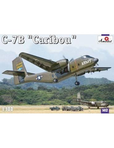Amodel 1412 Самолет C-7B...