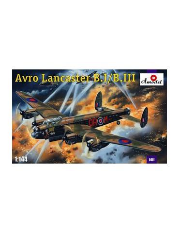 Amodel 1411 Avro Lancaster...