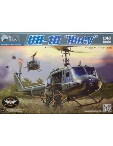 Kitty Hawk KH80154 UH-1D...