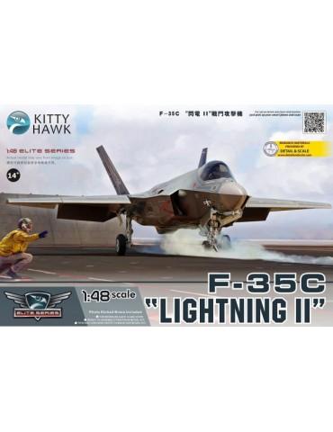 Kitty Hawk KH80132 F-35C...