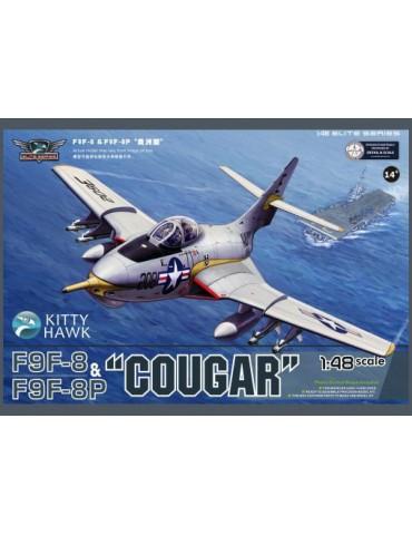 Kitty Hawk KH80127 F9F-8 &...