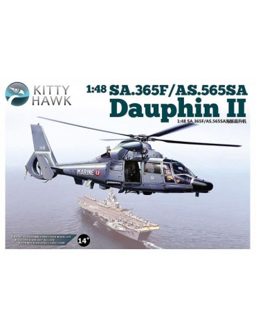 Kitty Hawk KH80108 SA.365F...