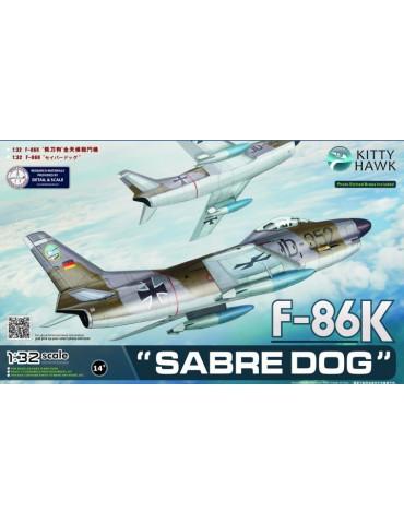 Kitty Hawk KH32008 F-86K...